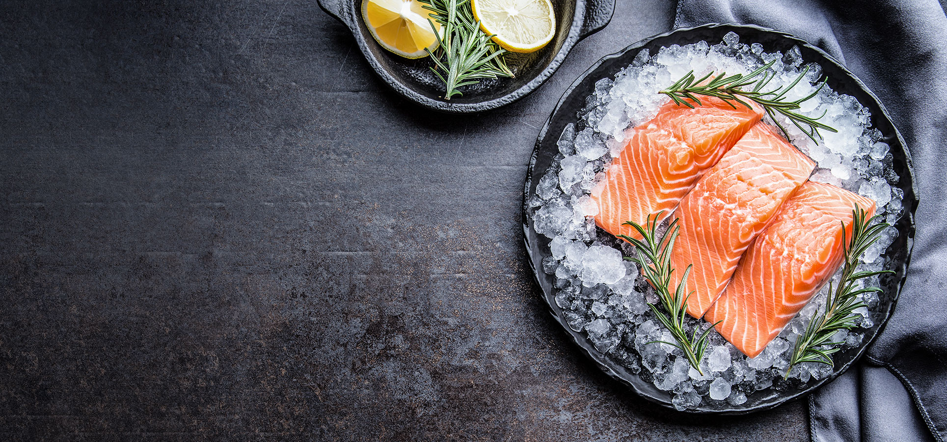Our Range of Salmon With Different Portions in Opulent Flavors