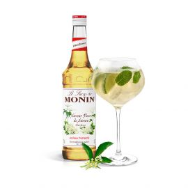 Monin Elderflower Syrup 700ml