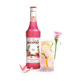 Monin Rose Syrup 700ml