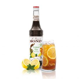 Monin Lemon Tea Syrup 700ml