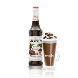Monin Walnut Brownie Syrup 700ml