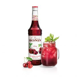 Monin Cherry Syrup 1L