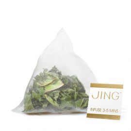 JING Peppermint Leaf Tea Bags 100 Pcs