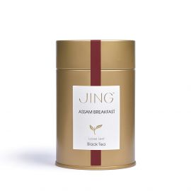 JING Assam English Breakfast Tea Caddy 100g