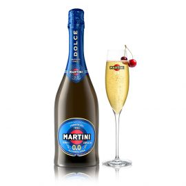 Martini 0.0 Dolce Sparkling Grape