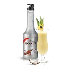 Monin Coconut Fruit Puree 1L