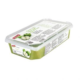 Sicoly Frozen Sweetened Green Apple Puree 1kg/Tub