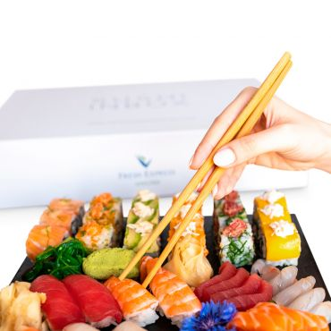 Build Your Own Sushi Platter
