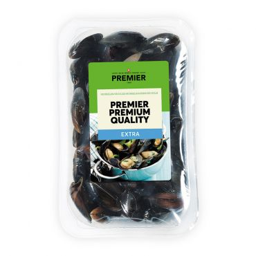 Mussels Live Extra 1kg/Pkt