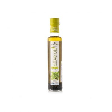 Olive Oil with Basil 250ml
