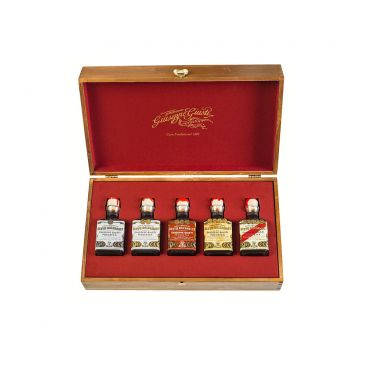 Balsamic Vinegar Gift Cubic Collection 250ml
