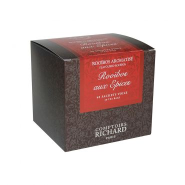 Comptoirs Richard Rooibos Spices 40 Pcs