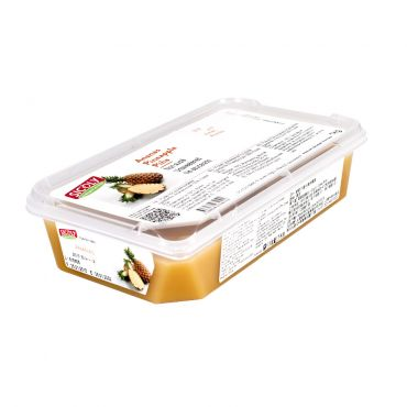 Sicoly Frozen Unsweetened Pineapple Puree 1kg