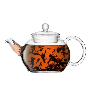 JING Glass Teapot For Two Cups 500ml