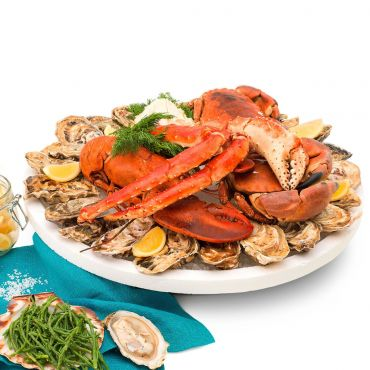 Build Your Own Seafood Platter